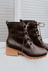 Sorel Cate Lace Up Bootie