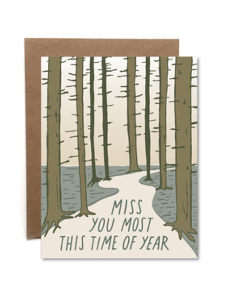 This Time of Year Card
