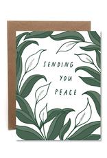 Faire Sending Peace Card