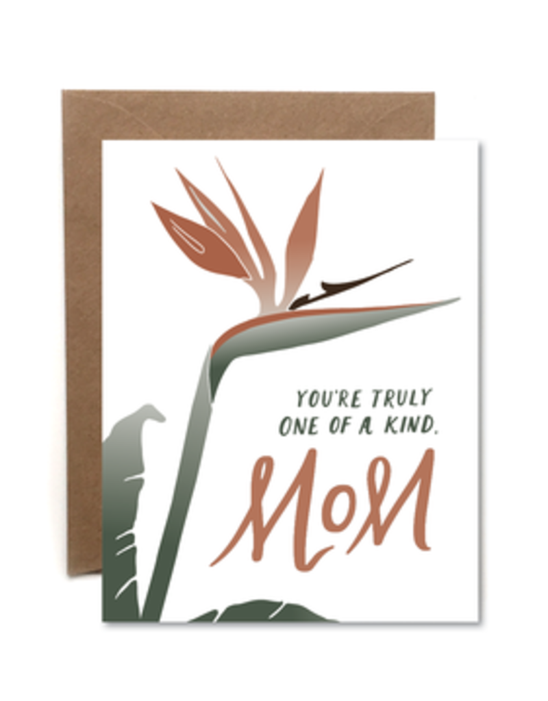 One of a Kind Mom Card