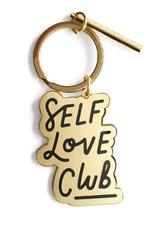 Faire Self Love Club Keyring