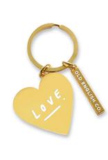 Love Heart Keychain