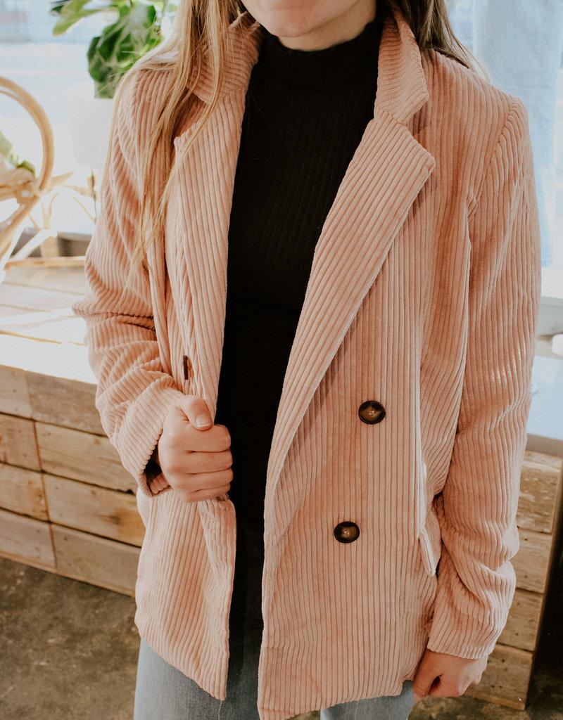 Charlee Oversized Jacket