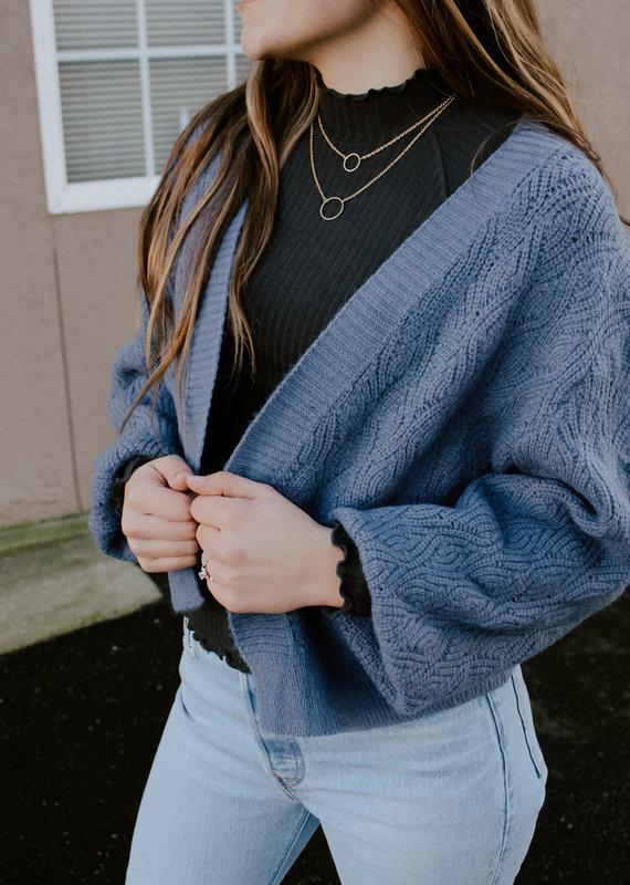 Farah Knit Cardigan