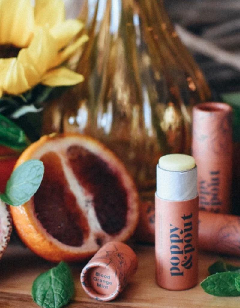 Blood Orange Mint Lip Balm