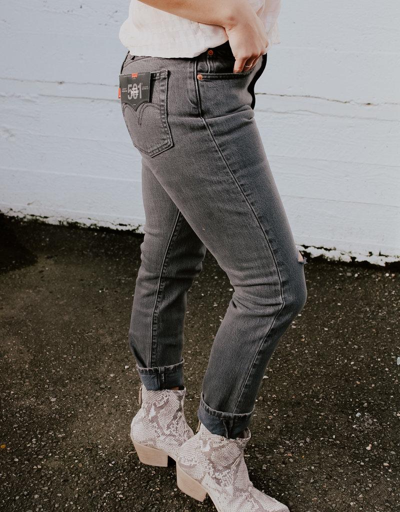 Levi Strauss & Co Levi: 501® High-Rise Skinny