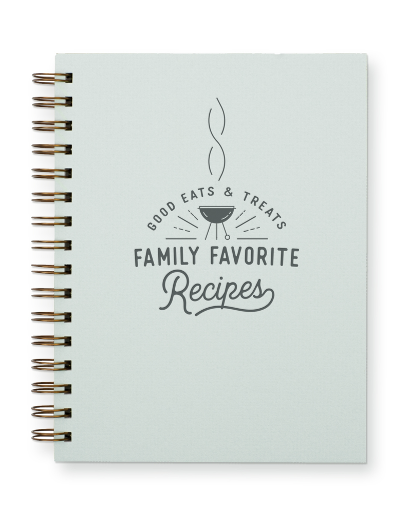 Family Favorite Recipe Book