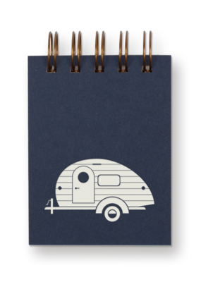 Faire Camper Mini Jotter Notebook