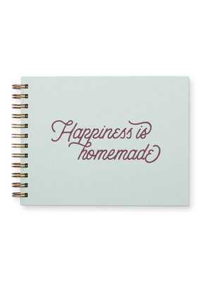 Faire Homemade Happiness Meal Planner