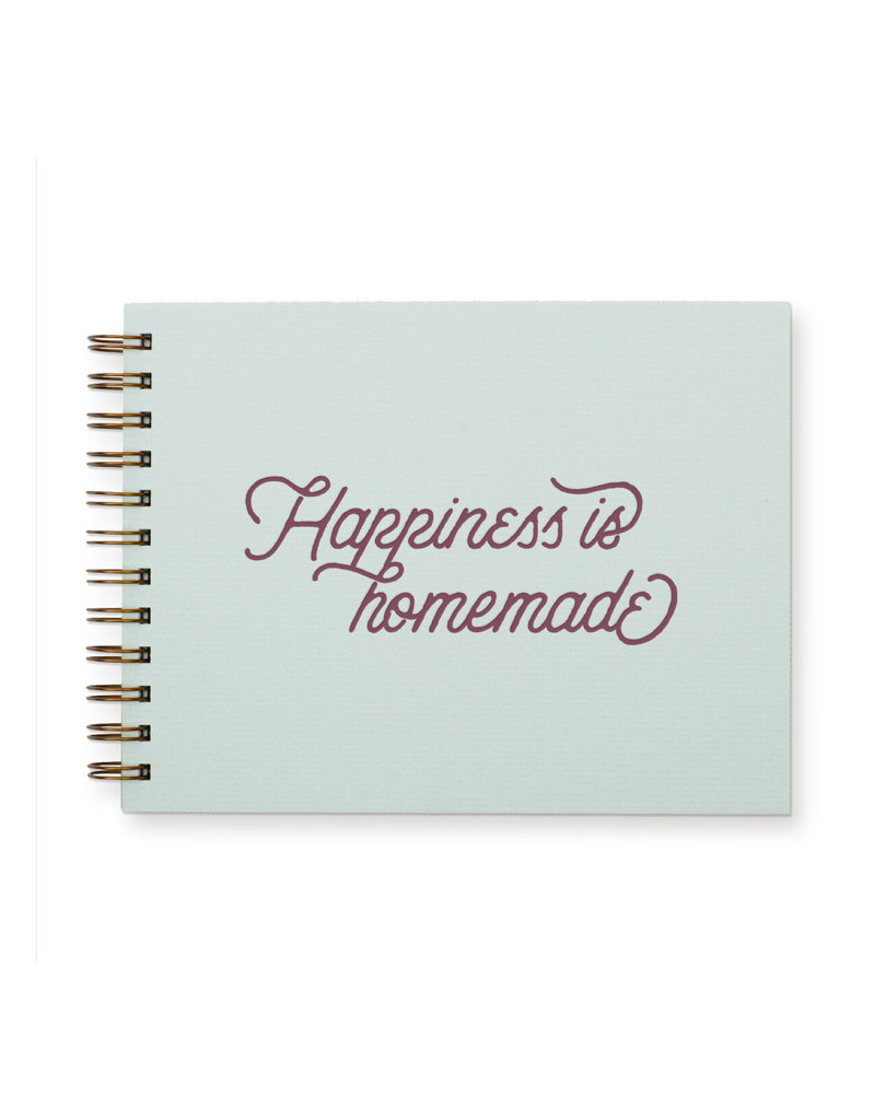 Homemade Happiness Meal Planner
