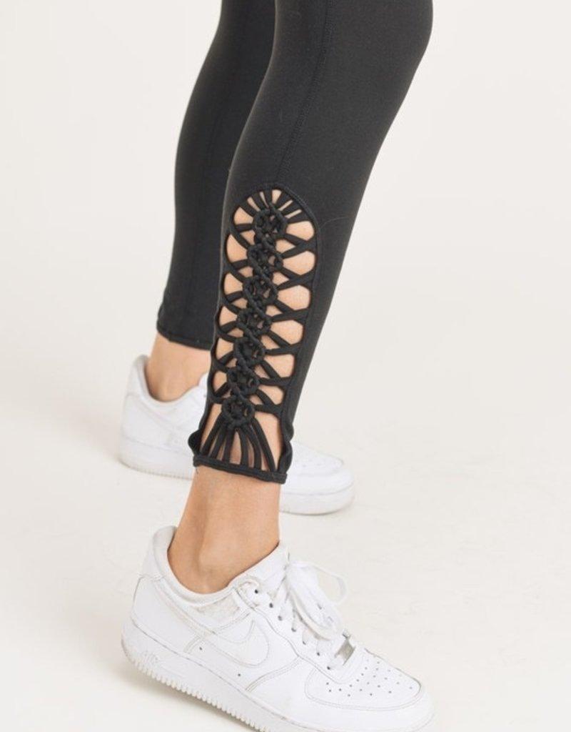 Mia Braided Legging