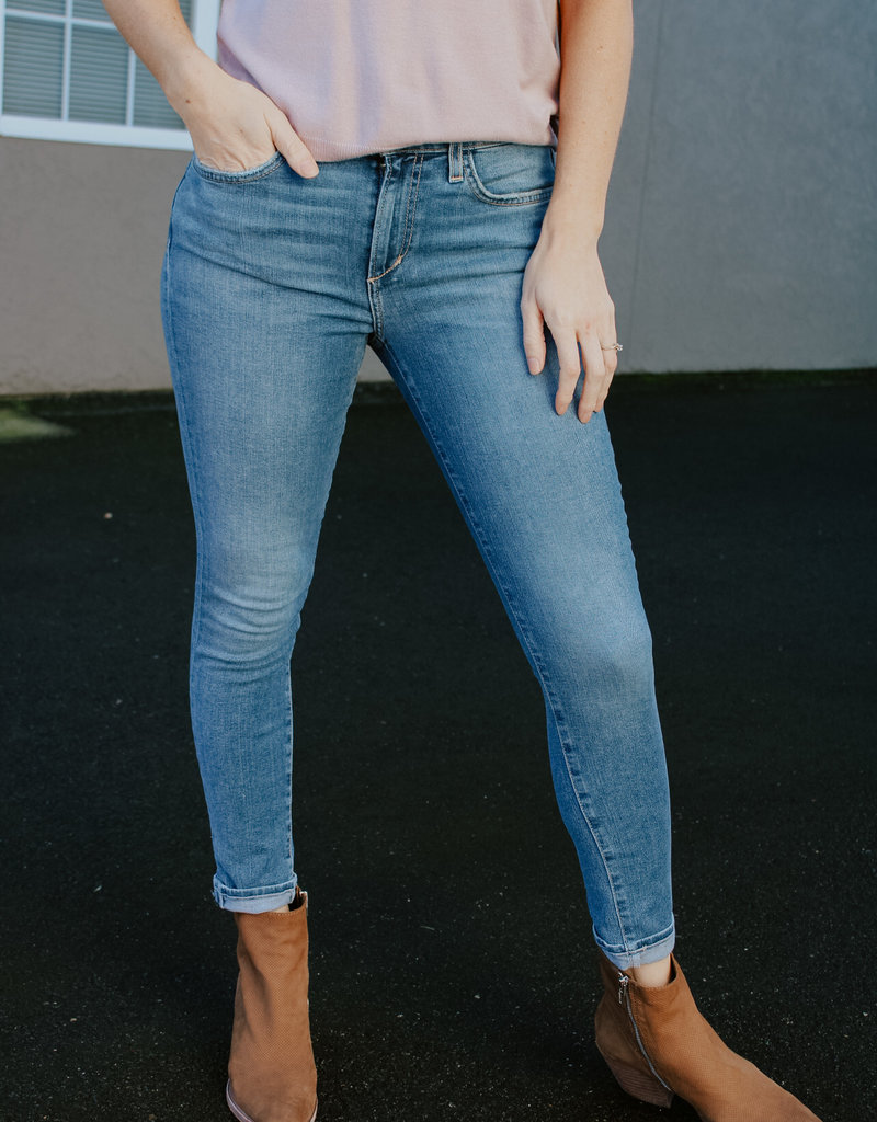 Joes Jeans Icon Mid-Rise Skinny Crop