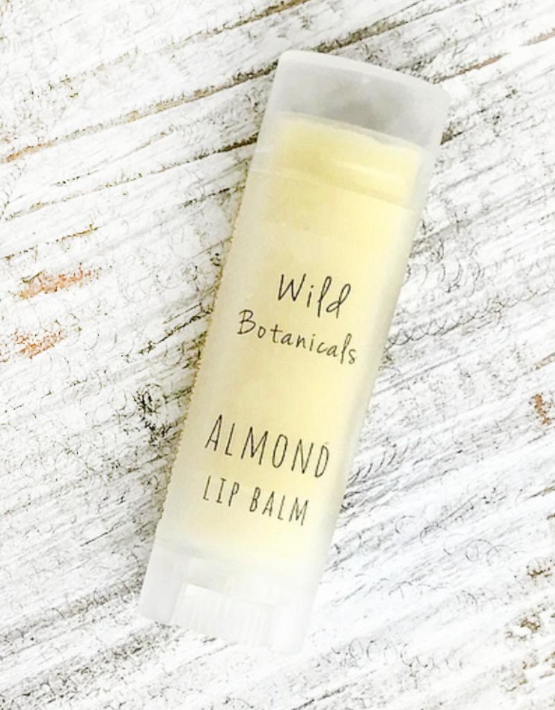 Lip Balm, Almond