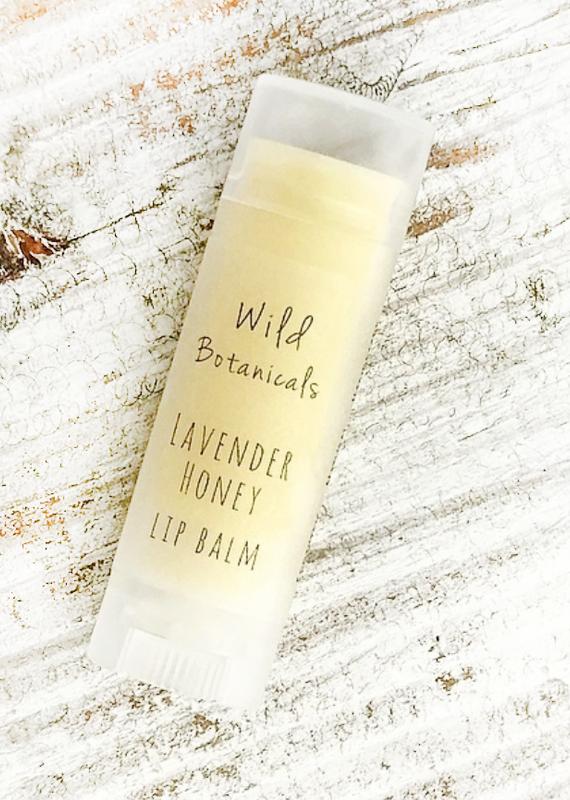 Lip Balm, Lavender Honey