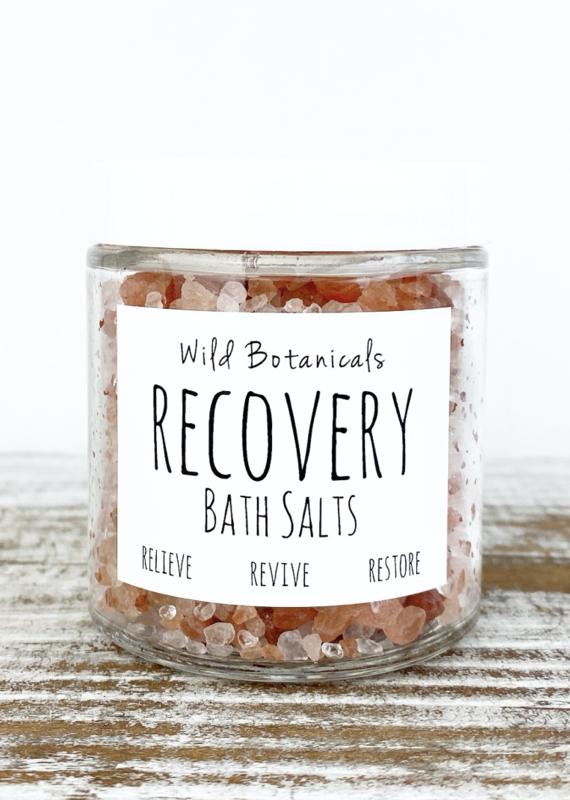 Bath Salts, Recovery 4.5oz