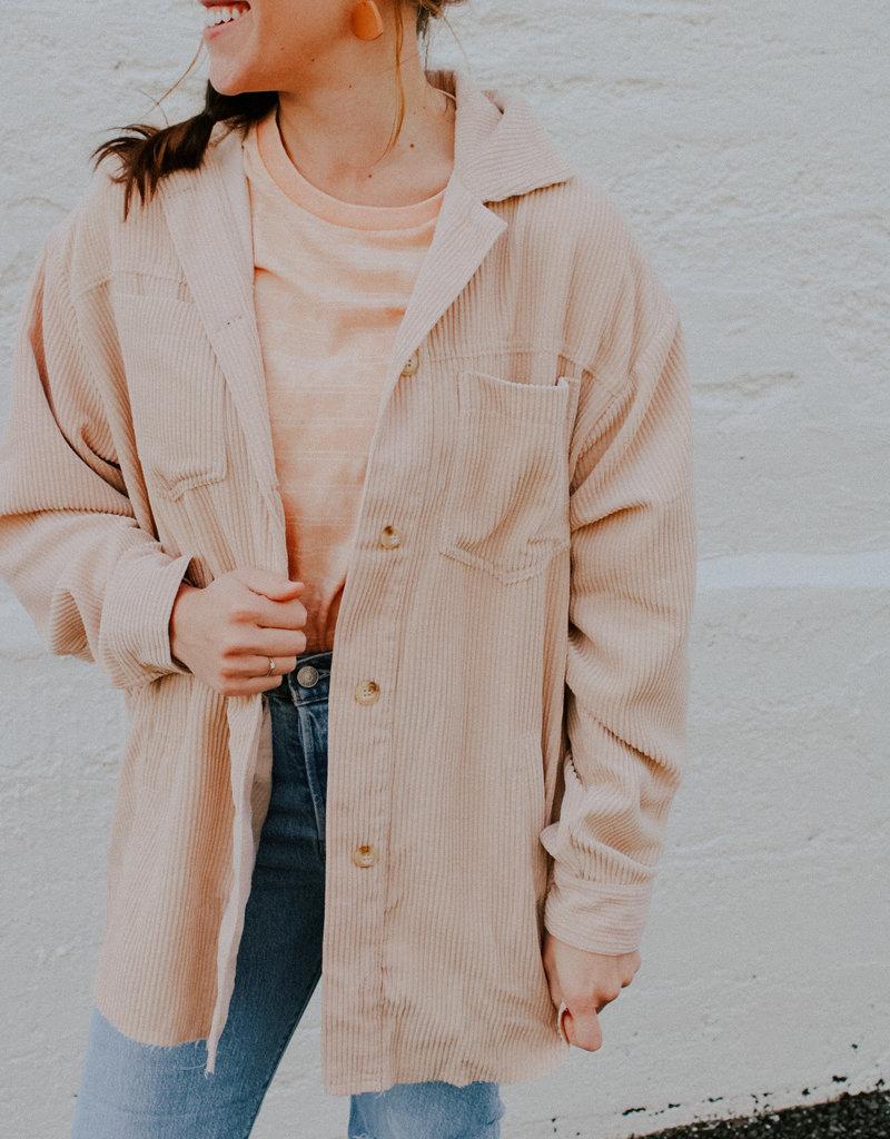 Angela Shirt Jacket