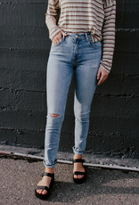 Hudson Hudson: Collin High-Rise Skinny
