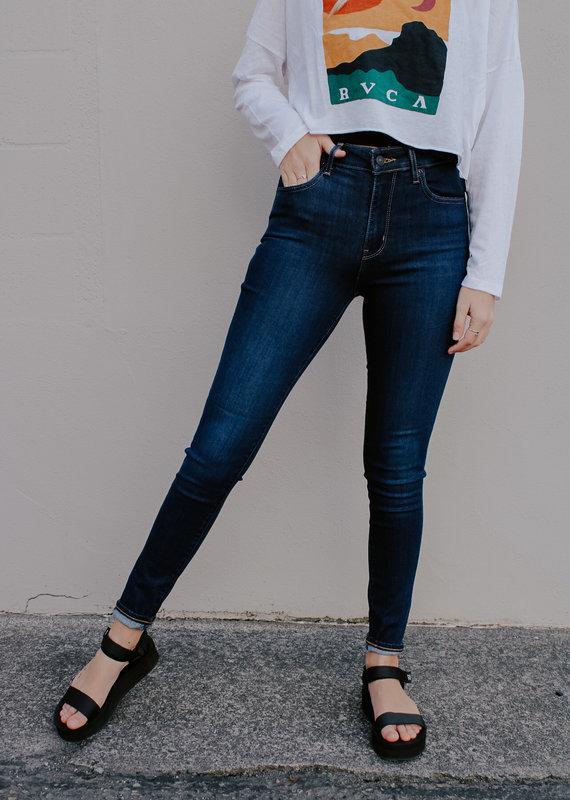 Levi Strauss & Co 721 High Rise Skinny
