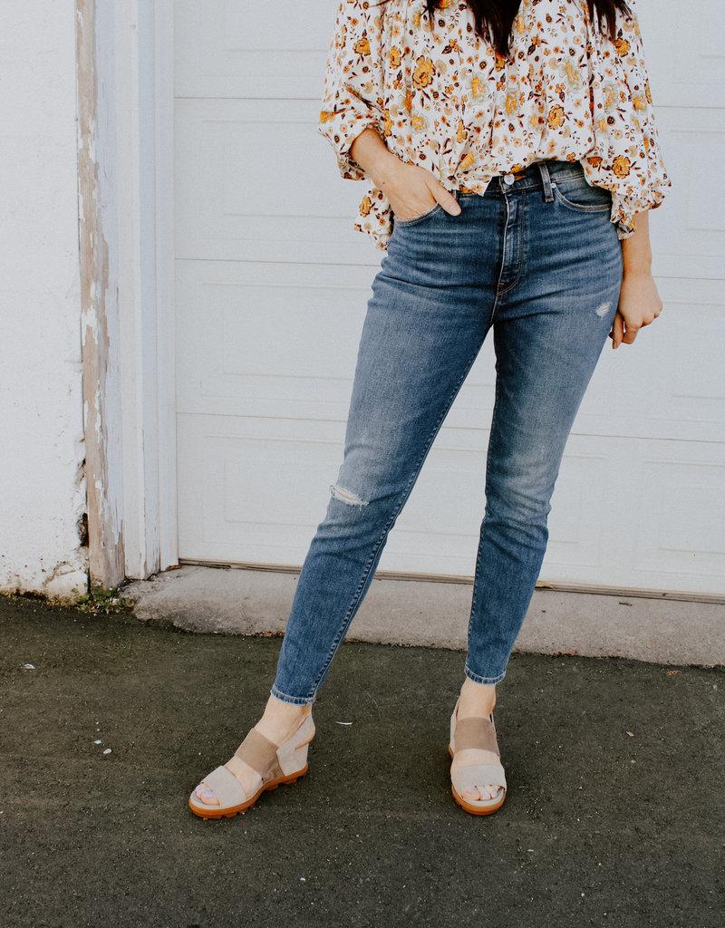 Hudson Hudson: Barbara High-Rise Ankle Skinny