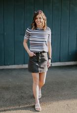 Levi Strauss & Co Ribcage Skirt