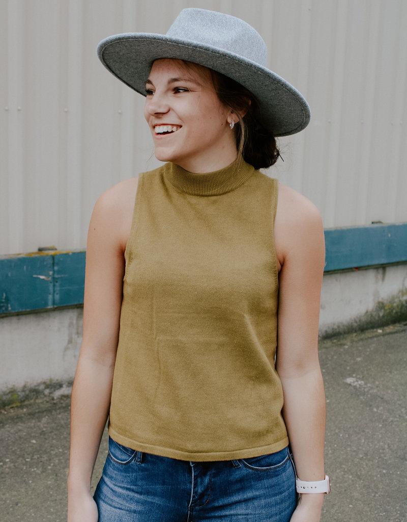 RVCA Sara Sweater Tank