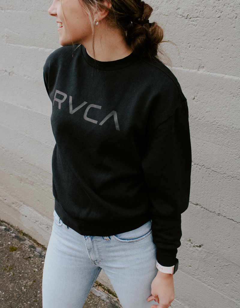 RVCA Big RVCA Pullover Sweatshirt