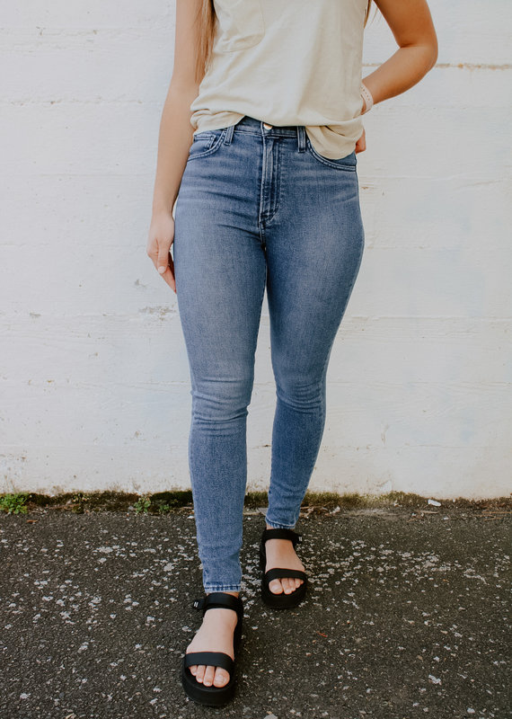 Joes Jeans High-Rise Bella Ankle Skinny