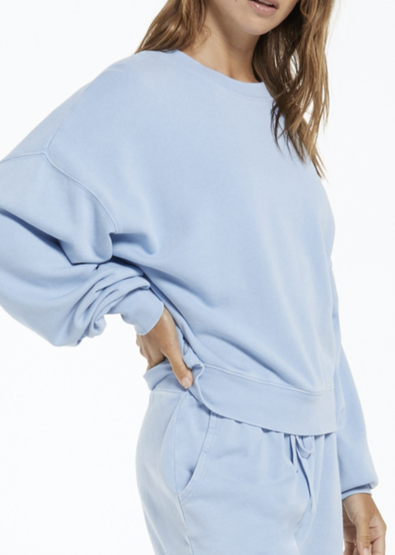 ZSupply Lia Washed Pullover