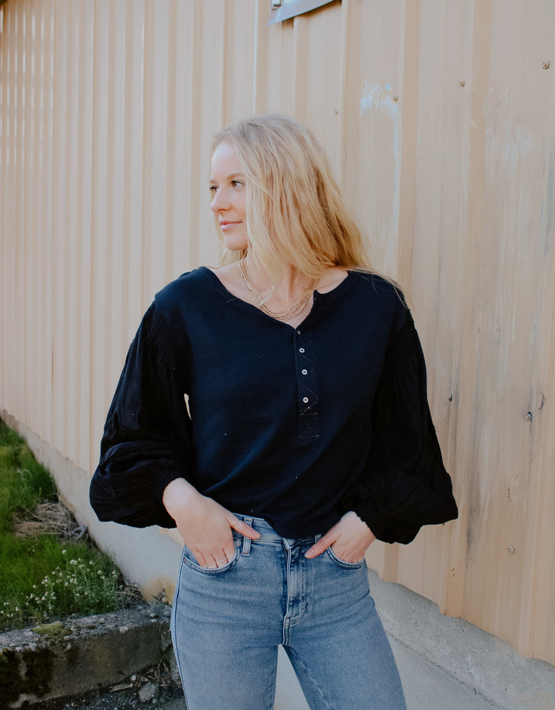 Free People Light Magic Henley