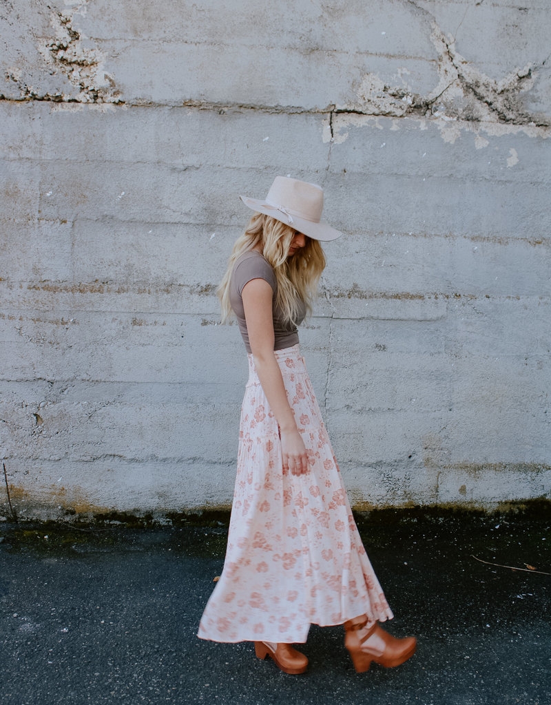 Free People Magnetic Meadows Maxi Skirt