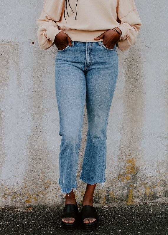 Joes Jeans Callie High-Rise Crop Bootcut