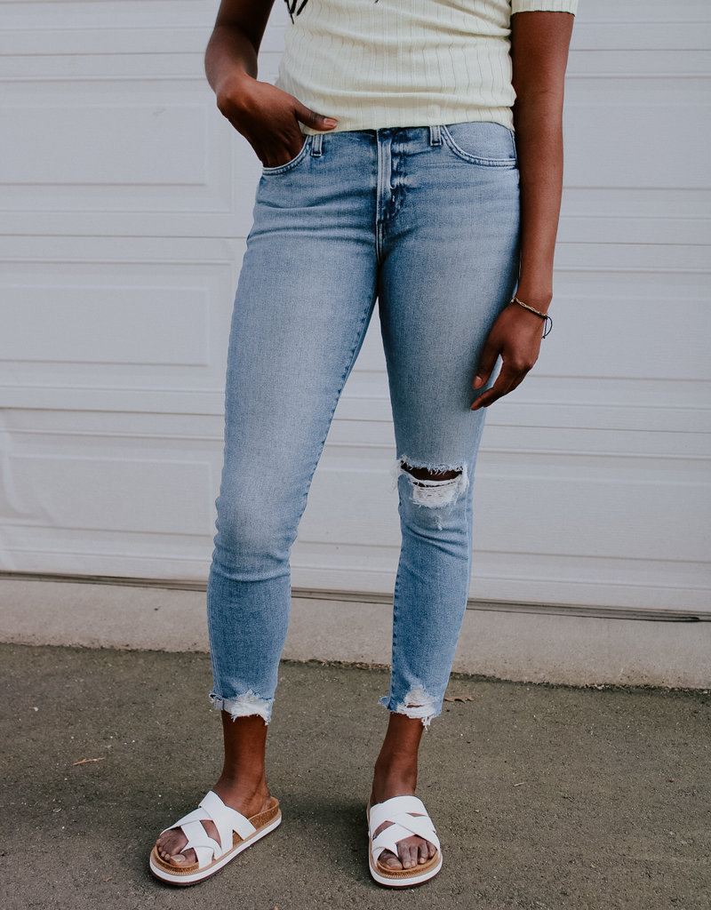 Joes Jeans Joe's: Icon Mid-Rise Ankle Skinny
