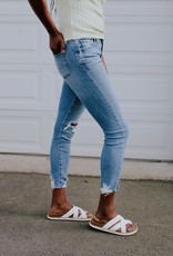 Joes Jeans Icon Mid-Rise Ankle Skinny