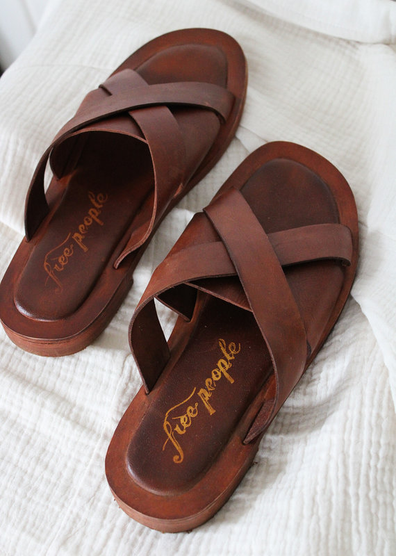 Free People Del Mar Slide Sandal