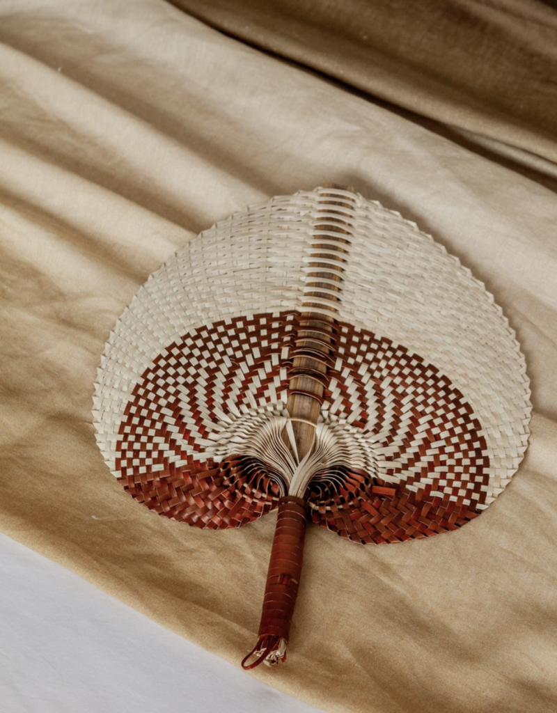 Woven Paradisio Fan