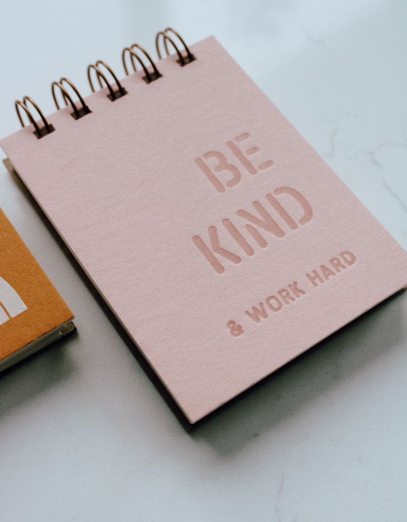 Be Kind Mini Jotter Notebook
