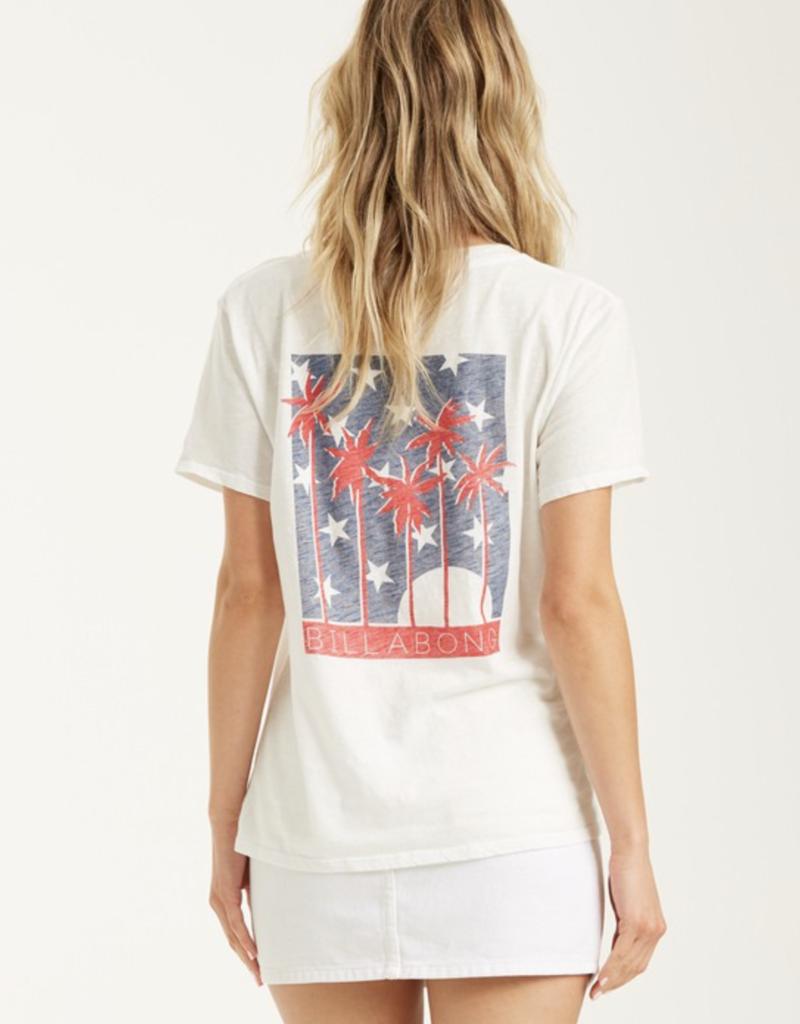 Billabong Stars and Palms T-Shirt