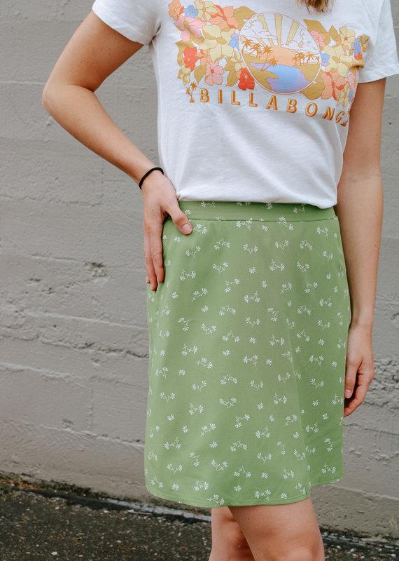 Billabong Crossroads Woven Skirt
