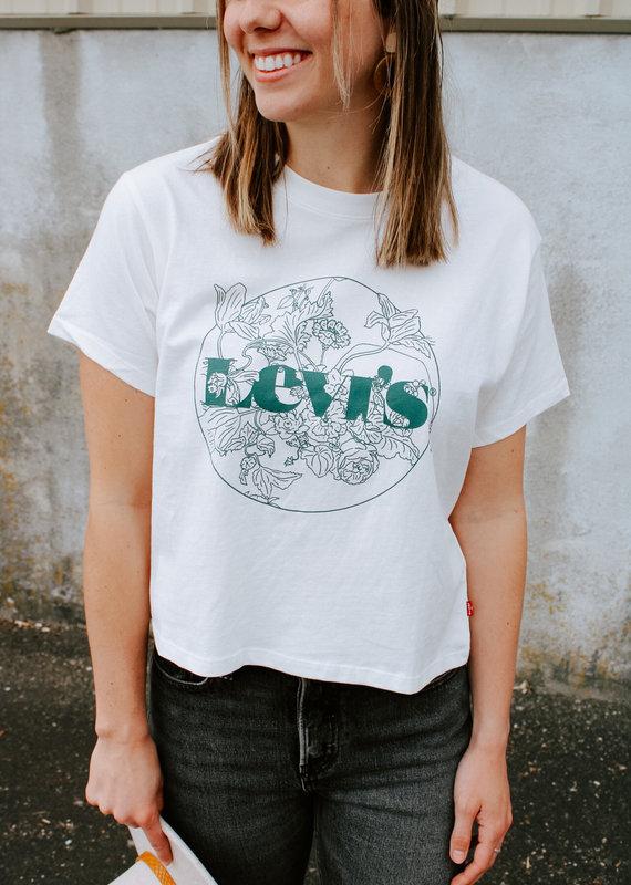 Levi Strauss & Co Graphic Varsity Tee