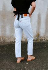 Levi Strauss & Co Vera Puff Sleeve Top