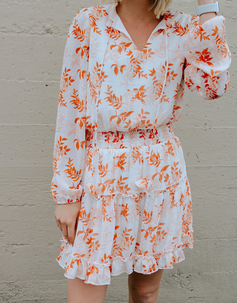 Victoria Chiffon Dress
