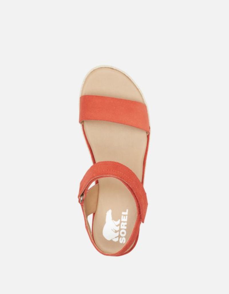 Sorel Cameron Flatform Wedge Sandal
