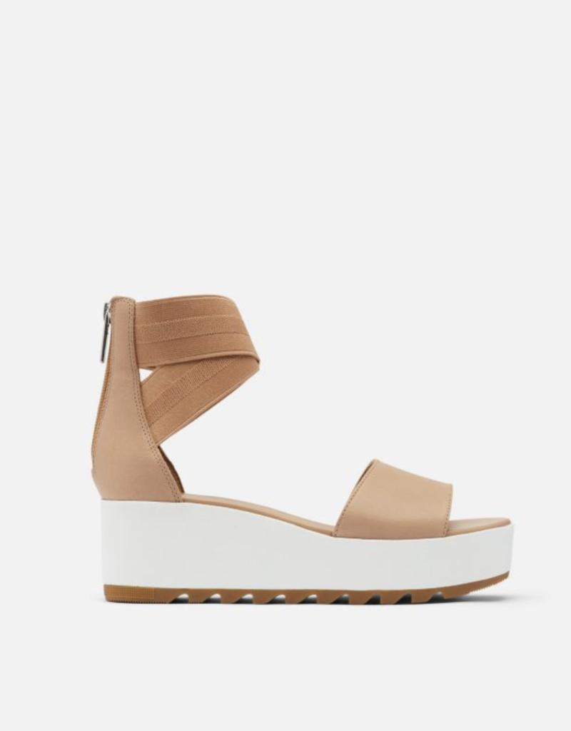 Sorel Cameron Flatform Ankle Strap