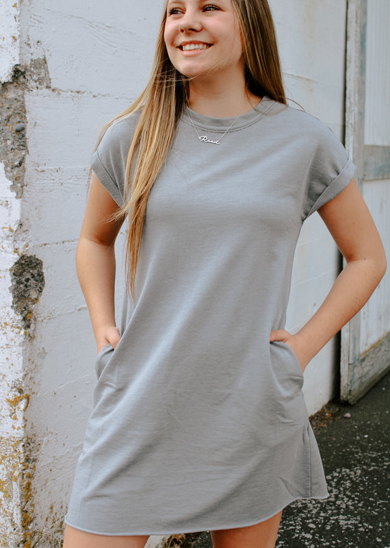 ZSupply Agnes Terry Dress