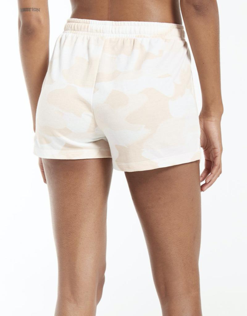 ZSupply Maris Painted Camo Short