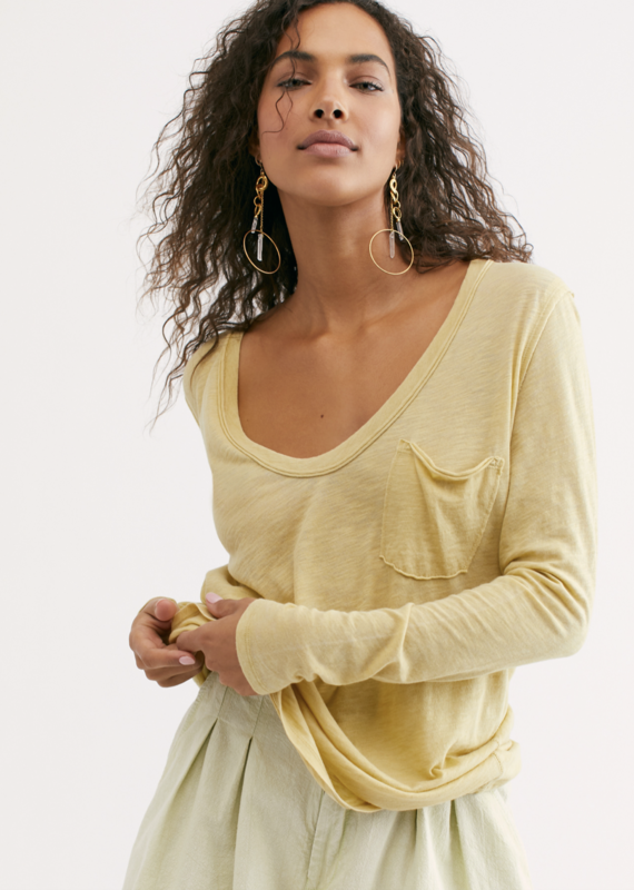 Free People Betty Long Sleeve