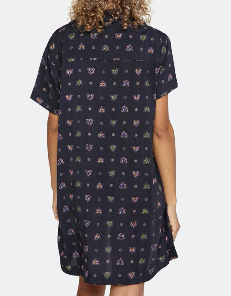 RVCA Hot Shot Shirt Dress