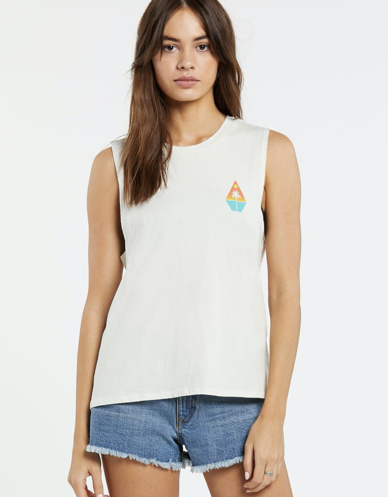 Volcom Sorry Babe Muscle Tank