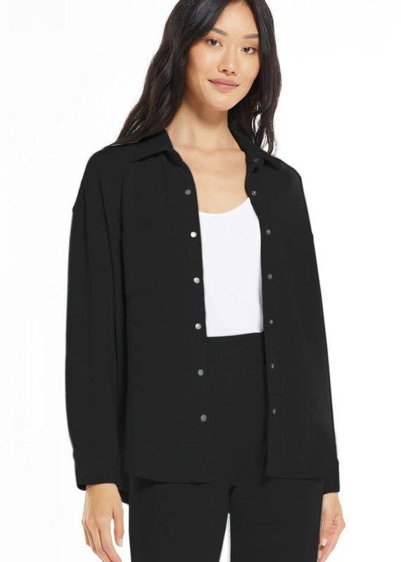ZSupply WFH Modal Shirt Jacket