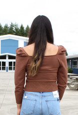 Lush Clothing Audrey Sweater